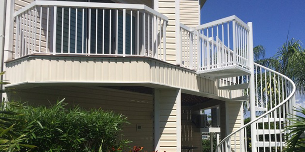 Premier Fabricator & Supplier of Spiral Stairs, Railings, and Gates