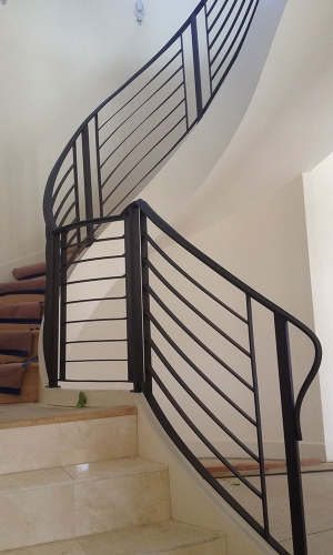 Welded Aluminum Railings